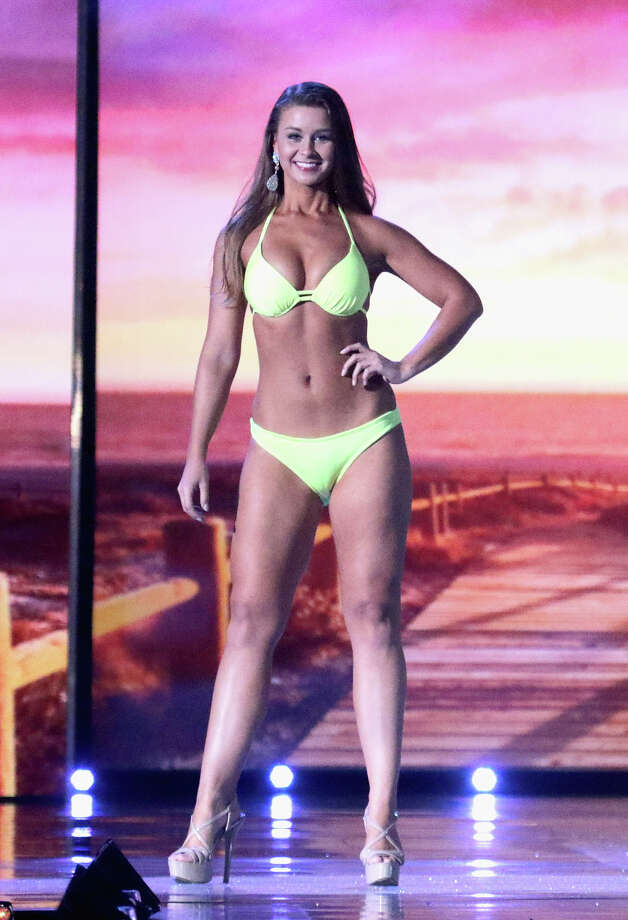 The 2015 Miss America Swimsuit Competition Houston Chronicle