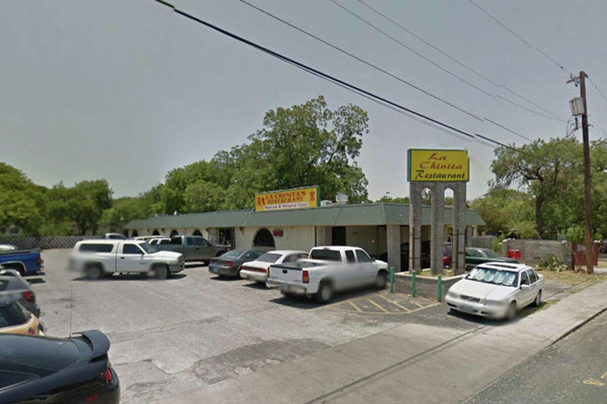 La Chinitas Restaurant: 1012 AVONDALE AVE San Antonio , TX 78223 Date: 05/31/2018 Score: 67 Highlights: