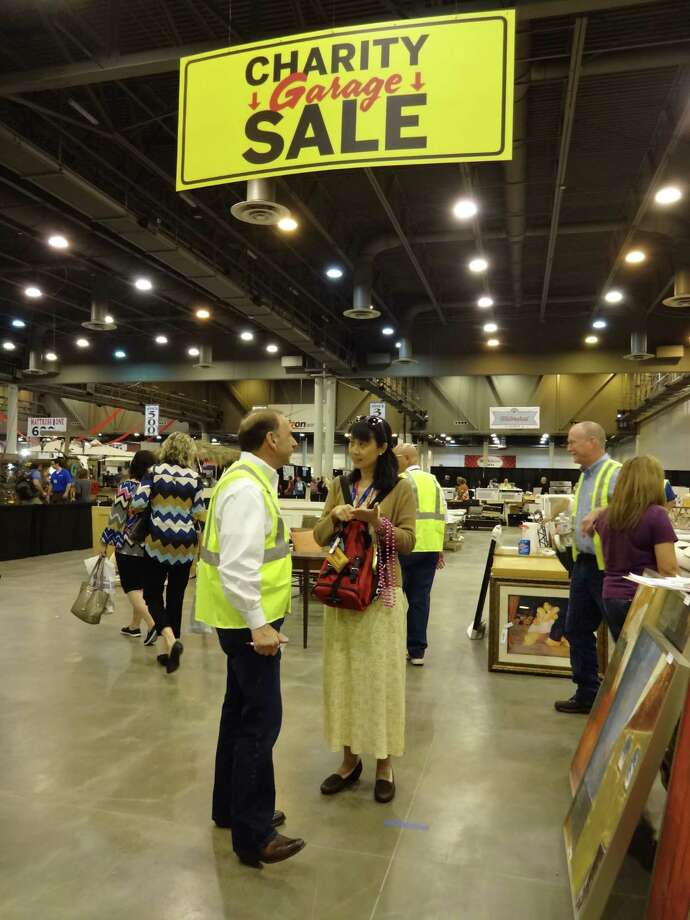 Bargains abound at the Remodelers Council Garage Sale. Photo: GHBA Remodelers Council