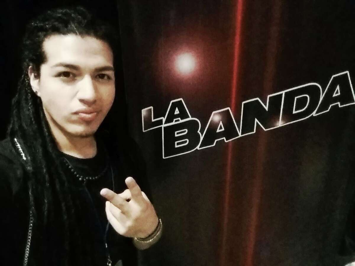 """Houston singer Ektor auditioned for """"La Banda,"""" a reality show searching for the next Latino boy band."""