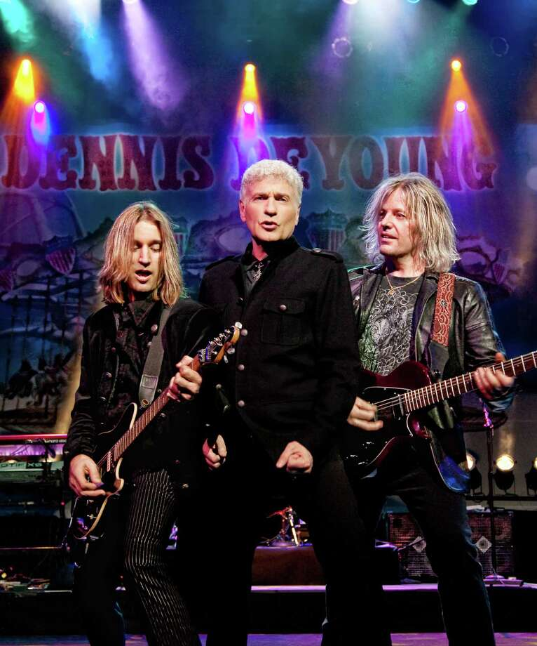 Dennis DeYoung and band will be featured at the Norwalk Seaport Association's Oyster Festival at Veterans Park, in Norwalk, Sept. 11-13, Friday through Sunday. Photo: Contributed Photo