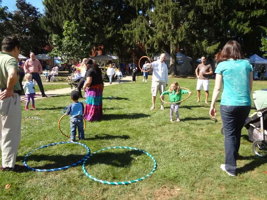 Activities for children are slated at the Trumbull Arts Festival, Sunday, Sept. 13, on the Town Hall Green. Photo: Contributed Photo