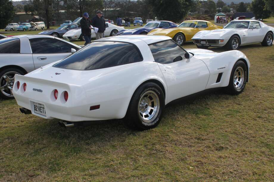 FILE - 1982 Chevrolet Corvette C3 Photo: Flicker/Jeremy,  Creative Commons License