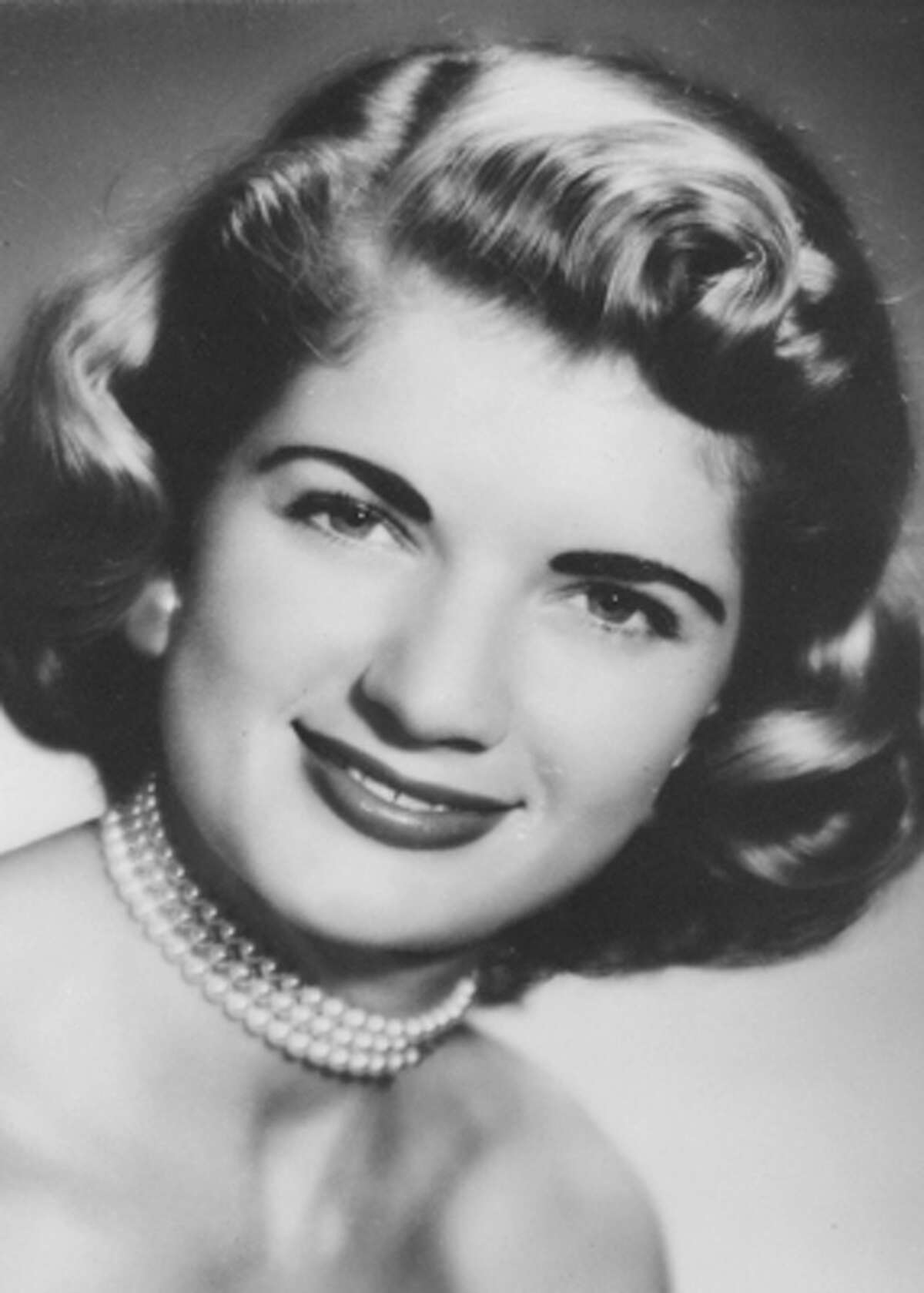 June Prichard, Miss Texas 1955