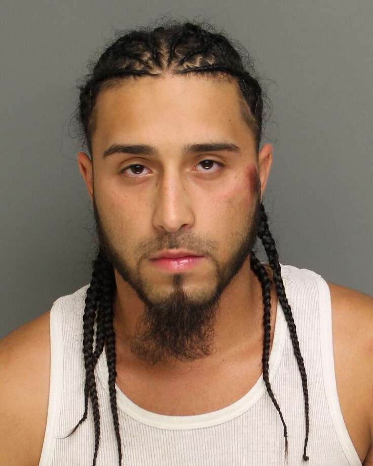 Carlos Torres, arrested after a foot pursuit Sept. 9, 2015 in Bridgeport Photo: Contributed Photo /Bridgeport Police