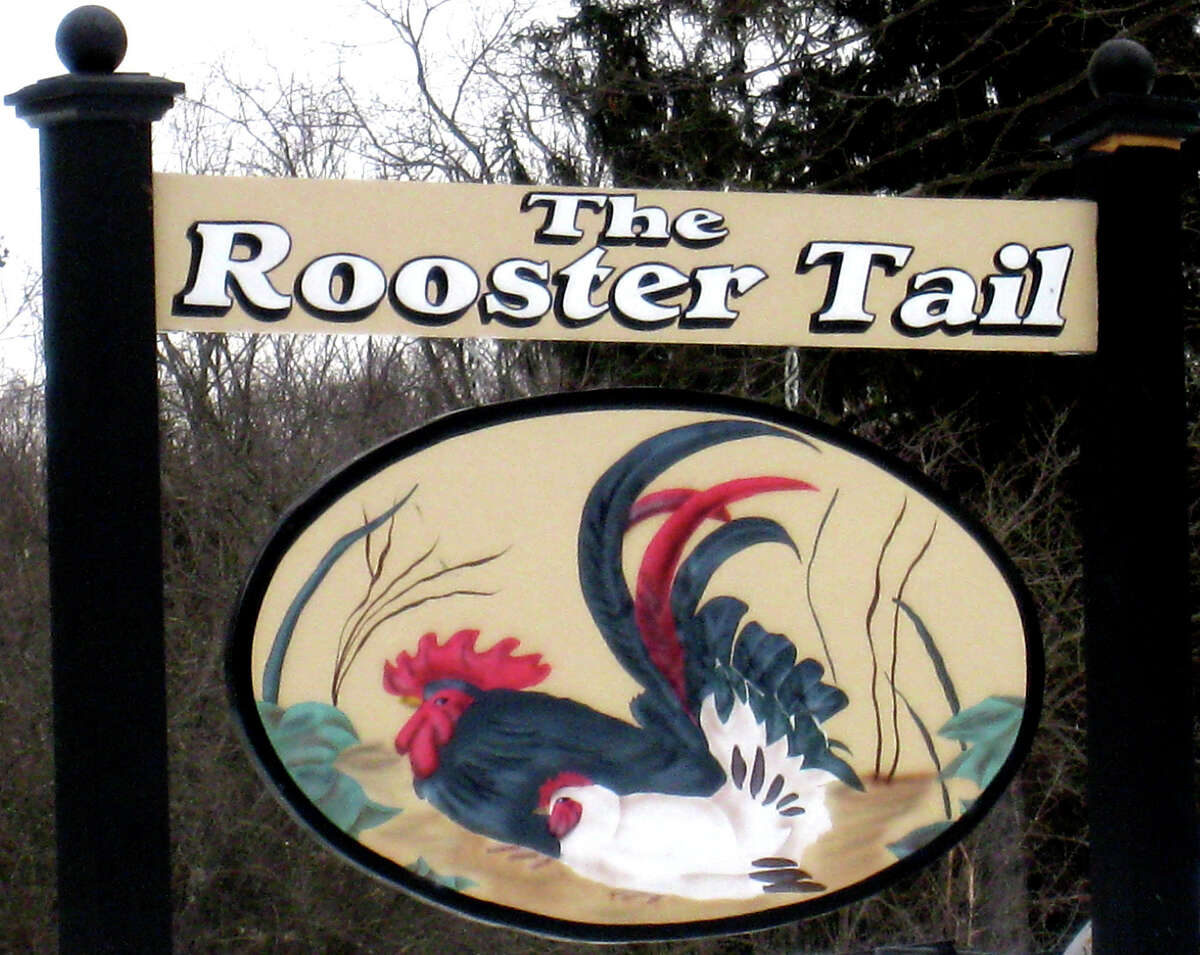The Rooster Tail Inn along Route 45 in Warren, Jan. 30, 2010. The restaurant and inn has closed and is for sale.