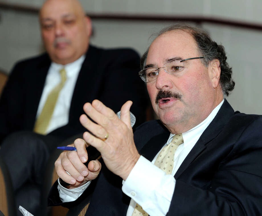 Dr. Sal Pascarella Photo: Carol Kaliff / Carol Kaliff / The News-Times