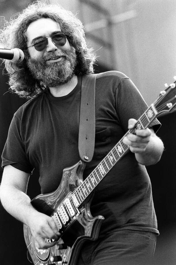 Jerry GarciaThe late Grateful Dead frontman lost a big chunk of a middle finger helping his dad chop wood when he was a kid. Photo: Ed Perlstein, Redferns