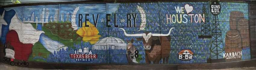 Revelry on Richmond, 1613 Richmond Avenue Stars: 4 Reviews: 391 Primary teams: UT, TCU