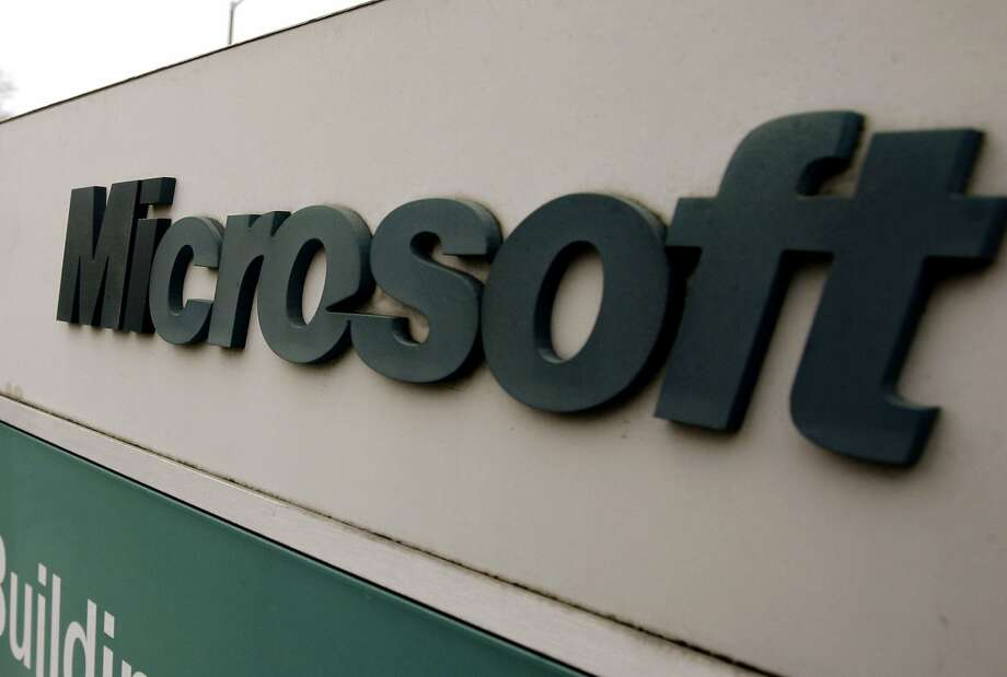 Microsoft is using a Manhattan court case to draw a line in the cloud, saying the U.S. government has no right to seize computer data stored outside the country. Photo: Elaine Thompson, Associated Press
