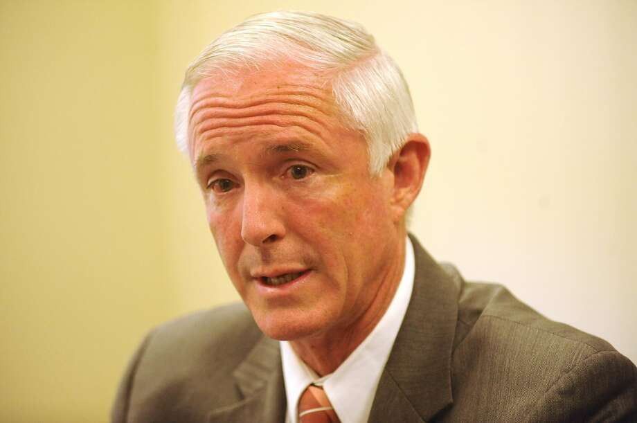Bridgeport Mayor Bill Finch. Photo: Cathy Zuraw, Hearst Connecticut Media