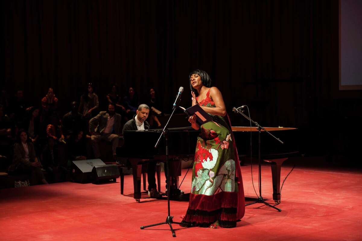 Jason Moran and Alicia Hall Moran say they help each other maneuver through their music.