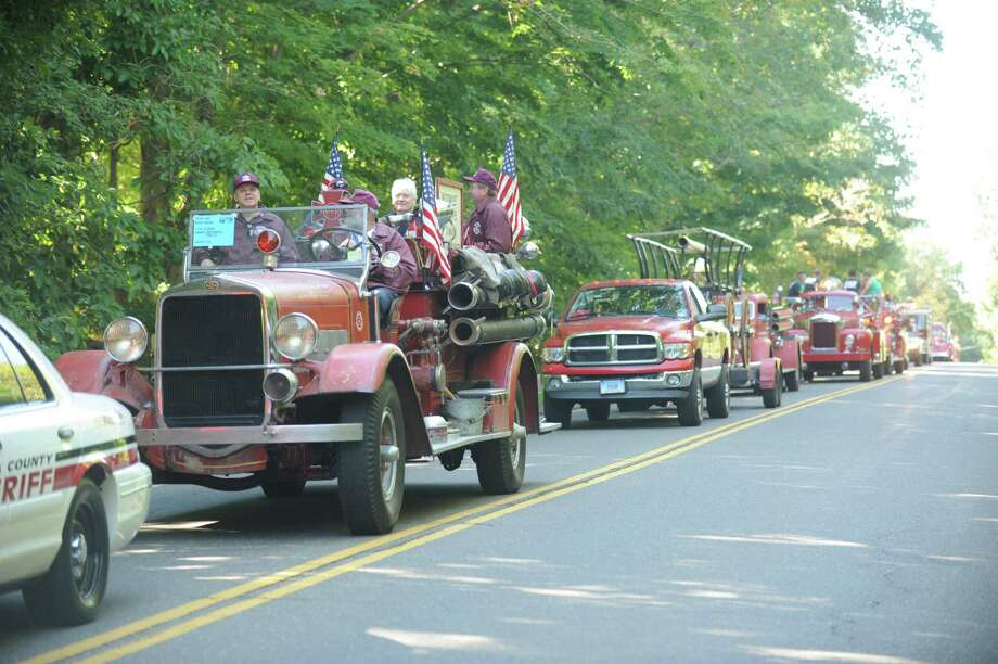 Firemen To Muster In Milford Saturday Connecticut Post - Eisenhower park car show