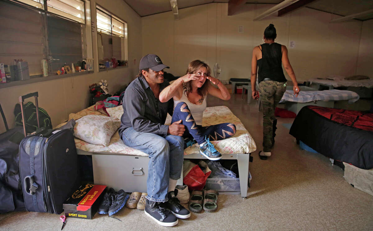 Victor Frazier and Cynthia Balan say the Navigation Center in the Mission District has helped get them off the streets. The mayor is expanding the city's commitment to supportive housing.