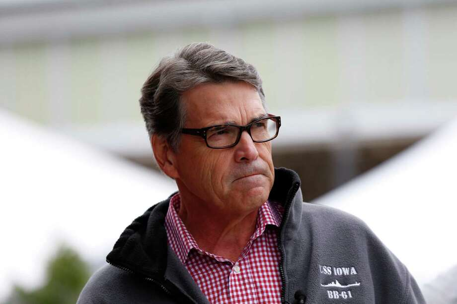 Former Gov. Rick Perry was wise to bow out of a losing bid for the GOP presidential nomination. Photo: Paul Sancya /Associated Press / AP