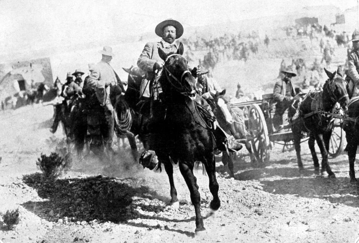 Thousands of U.S. troops stormed into Mexico during the eight-month long Punitive Expedition, also known as the Pancho Villa Expedition, with the sole aim of capturing the revolutionary general.