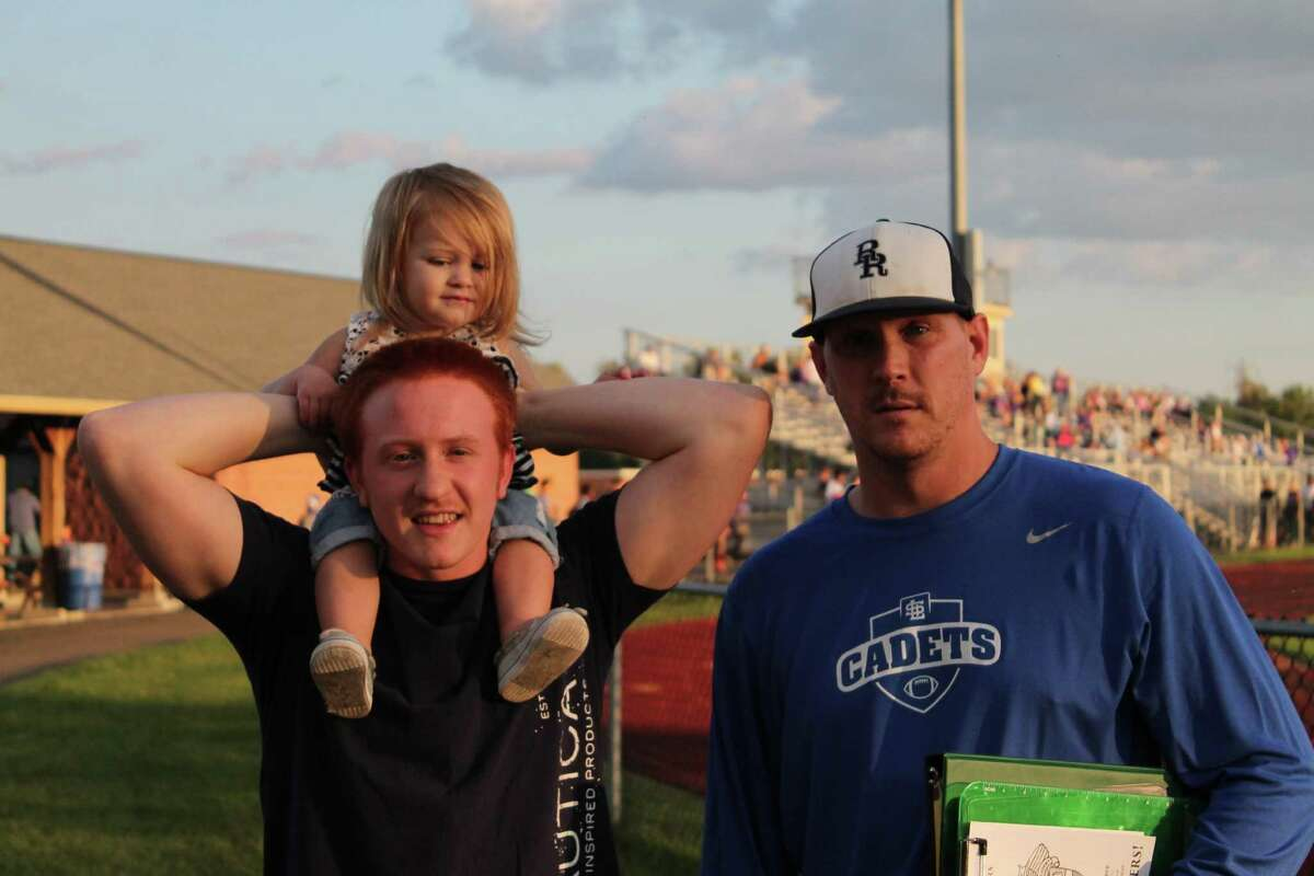 Were you Seen at the CBA vs. LaSalle high school football game at CBA in Colonie on Friday, Sept. 11, 2015?