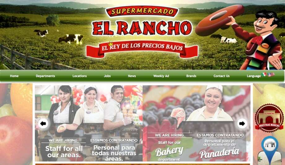 El Rancho Supermercado plans to open its first Houston location on Wednesday. Photo: Elranchoinc.com