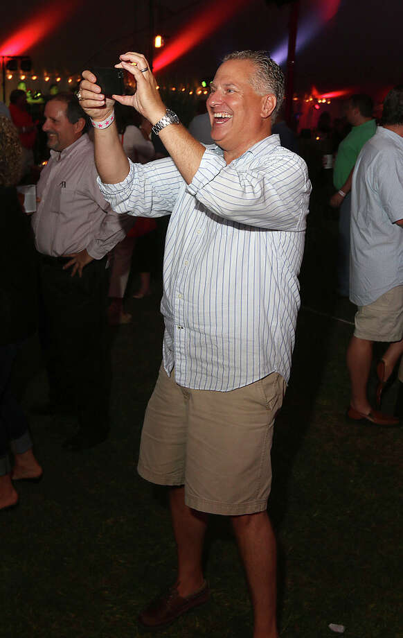 Were you Seen at Fired Up! featuring Spike TV's Josh Capon during the Saratoga Wine & Food Festival at SPAC on Friday, Sept. 11, 2015? The festival continues through Sunday. More information at http://saratogawineandfood.com/ Photo: Joe Putrock/Special To The Times Union