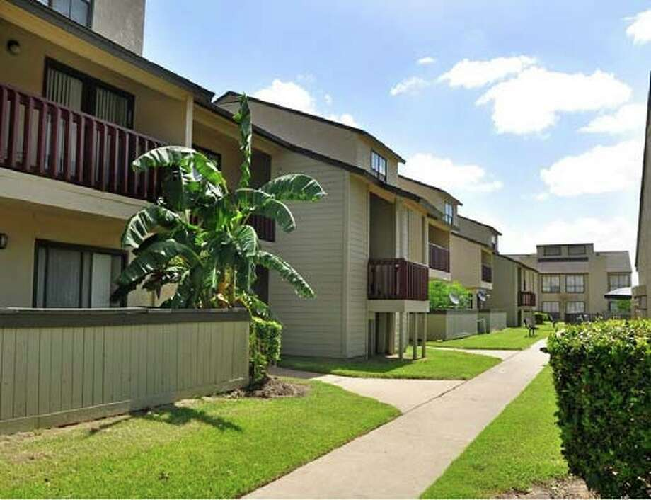 The Cypressbrook Co. has purchased the 326-unit Hunters Cove apartments at 1901 Palm Village Blvd. in Bay City.