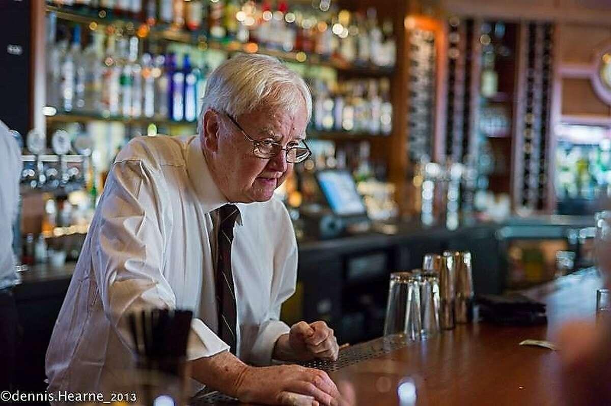 Bartender Michael McCourt
