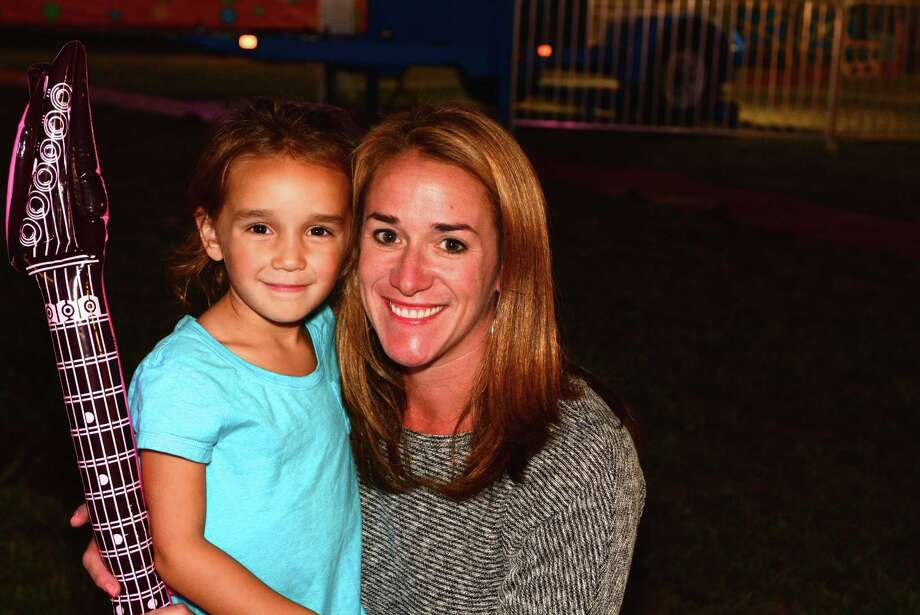 The annual Norwalk Oyster Festival drew thousands to Veteran's Park for its first night of the three-day event on September 11, 2015. Were you SEEN?  Photo: Lynne LoRusso