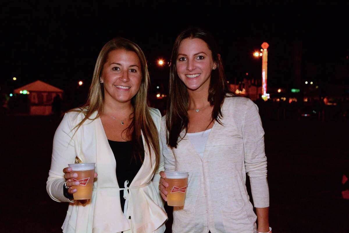 The annual Norwalk Oyster Festival drew thousands to Veteran's Park for its first night of the three-day event on September 11, 2015. Were you SEEN?