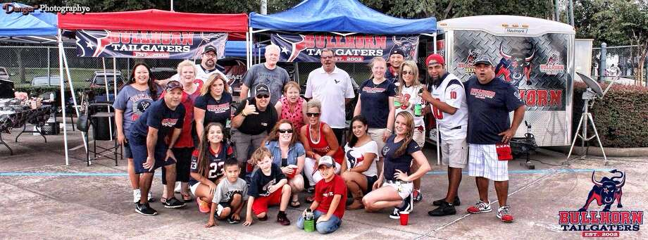 Photo from the Bullhorn tailgate.