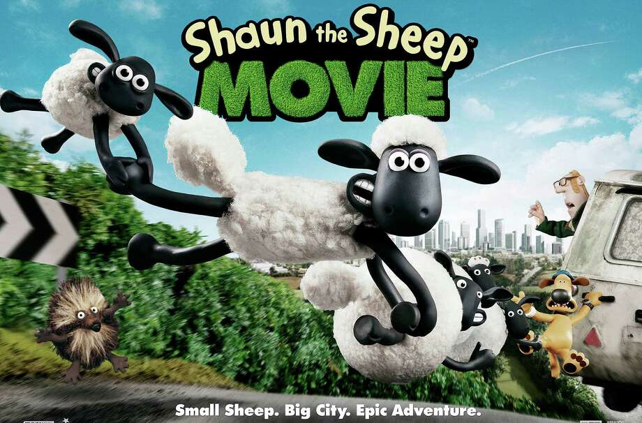 """Shaun the Sheep"" is a new animated movie featuring the character that debuted in the film, ""Wallace and Gromit."" Photo: Contributed / Contributed Photo / Fairfield Citizen"