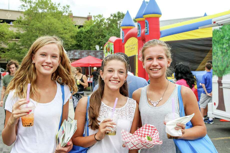 The Taste of Greater Danbury was held on the Danbury CityCenter Green on September 12 and 13, 2015. Attendees enjoyed food from local restaurants and family entertainment. Were you SEEN? Photo: Shelley Burger