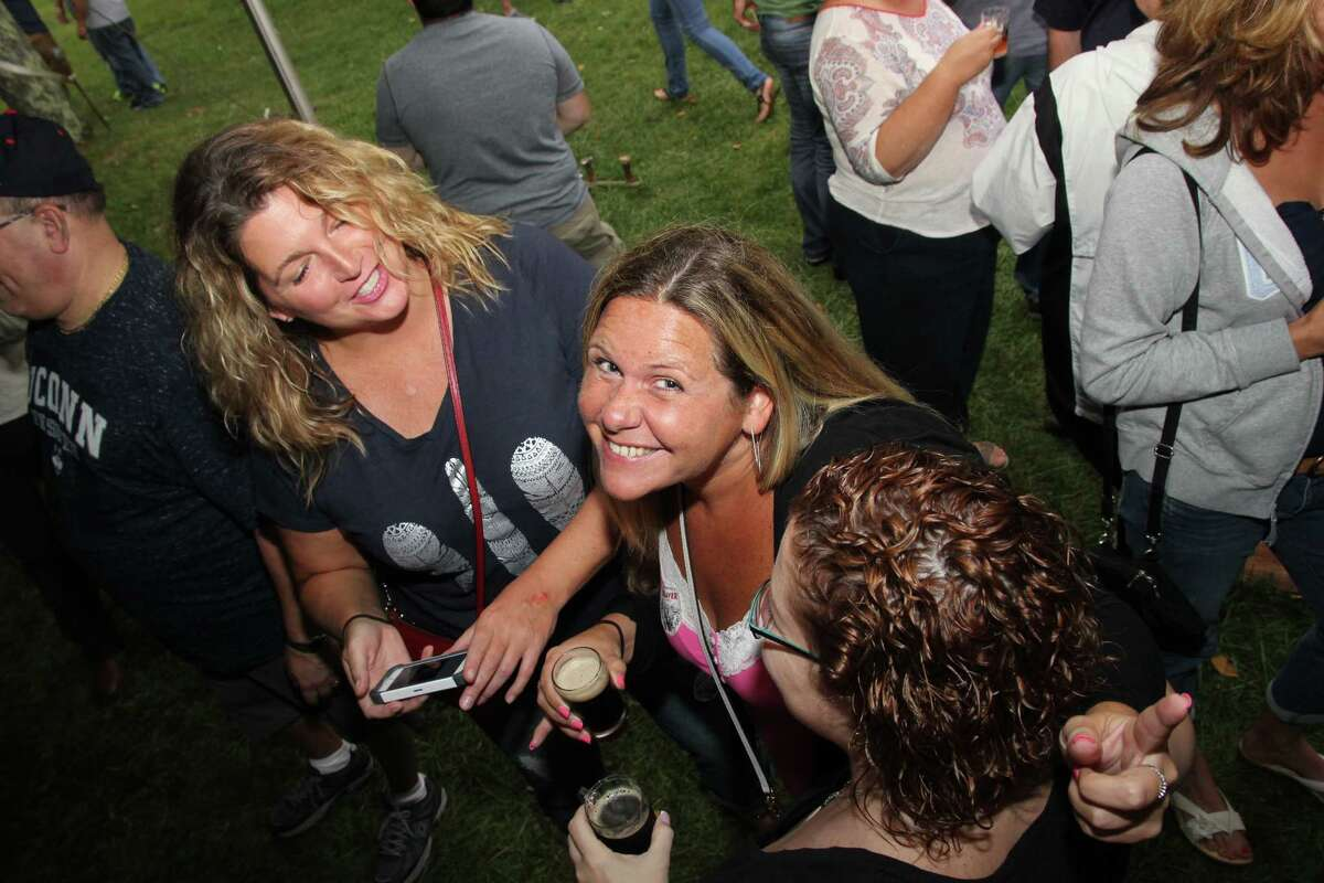 CT on Tap presented by i95 and Kicks 105 was held at the Ives Concert Park in Danbury on September 12, 2015. Were you SEEN sampling craft beers?