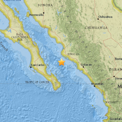 Series of earthquakes hits Baja California - Connecticut Post