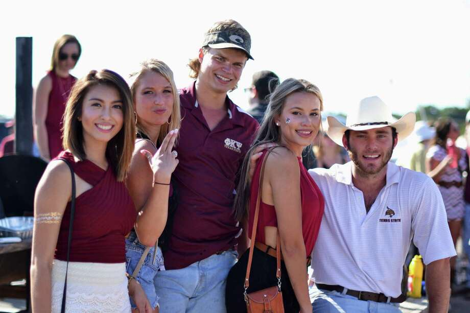 Ranked: The happiness of college football fan bases at Texas schools  12. Texas State University Overall rank: 128   Program power: 1  Rivalry dominance: 2  Coaching stability: 39  Recruiting trend: 95  Revenue growth: 66   Twitter buzz: 2  Source: ESPN Photo: By Kristen Alligood, For MySA.com