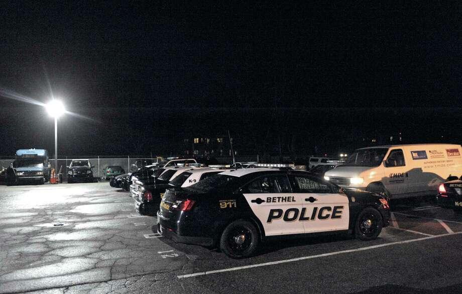 File photo of Bethel Police. Photo: H John Voorhees III / H John Voorhees III / The News-Times