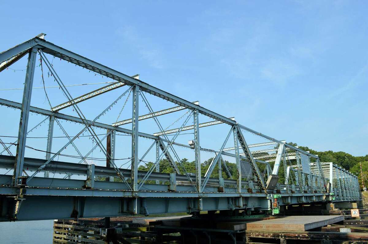 The Bridge Street bridge, formally know as the William F. Cribari Memorial Bridge, over the Saugatuck River is severely deteriorating, according to the state Department of Transportation, which has begun a study of options for addressing the problems.