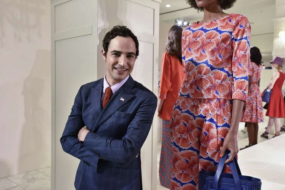 "Zac Posen is one of the judges on ""Project Runway,"" stepping in after Michael Kors left. If a contestant sees a funny look on Posen's face, well, that's not a good thing.  Photo: Eugene Gologursky, Getty Images For Brooks Brothers / 2015 Getty Images"