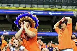 Despite the outcome, Roadrunner fans still packed the Alamodome to cheer on UTSA as they faced Kansas State Saturday.