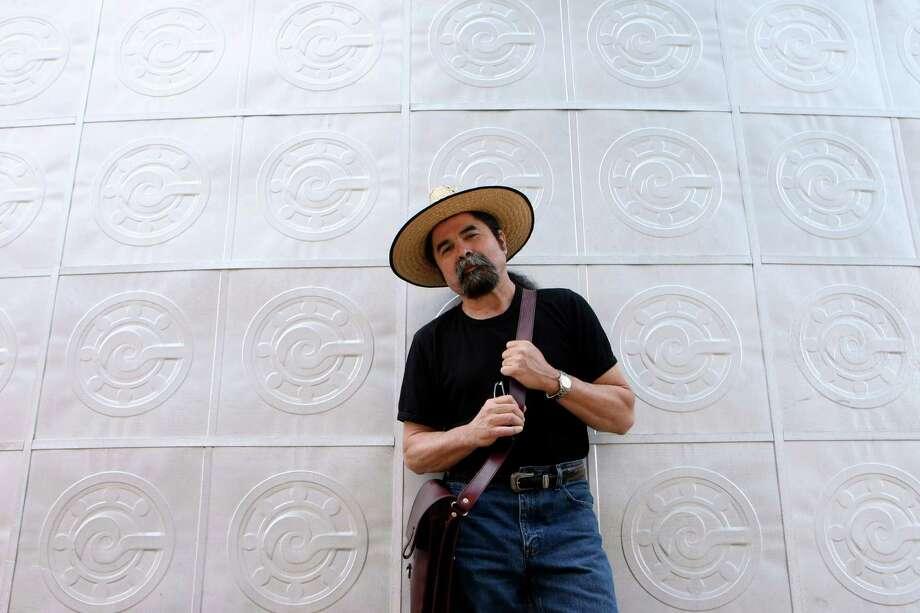 Juan Tejeda founded the Tejano-Conjunto Festival 30 years ago. Photo: Express-News File Photo / SAN ANTONIO EXPRESS-NEWS
