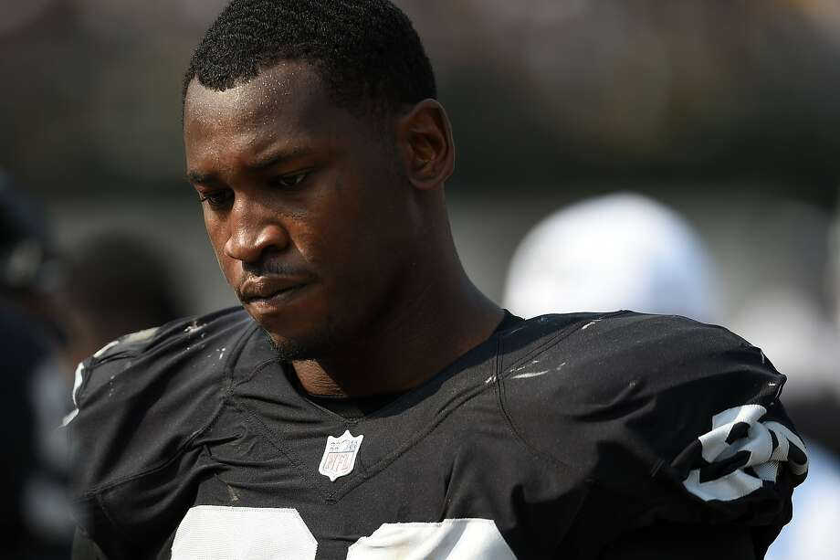 """I have a house here. I have a son here. This is my home,"" Aldon Smith said. Photo: Thearon W. Henderson, Getty Images"