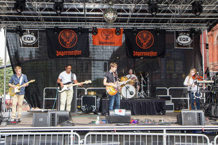 Were You Seen at the 6th Annual PearlPalooza Music Festival on Pearl Street in Downtown Albany on Saturday, September 12, 2015? Performers included The Moth & The Flame, Turbo Fruits, Eastbound Jesus, Better By Morning, Wild Adriatic, Until The Ribbon Breaks and Matisyahu. Photo: Brian Tromans