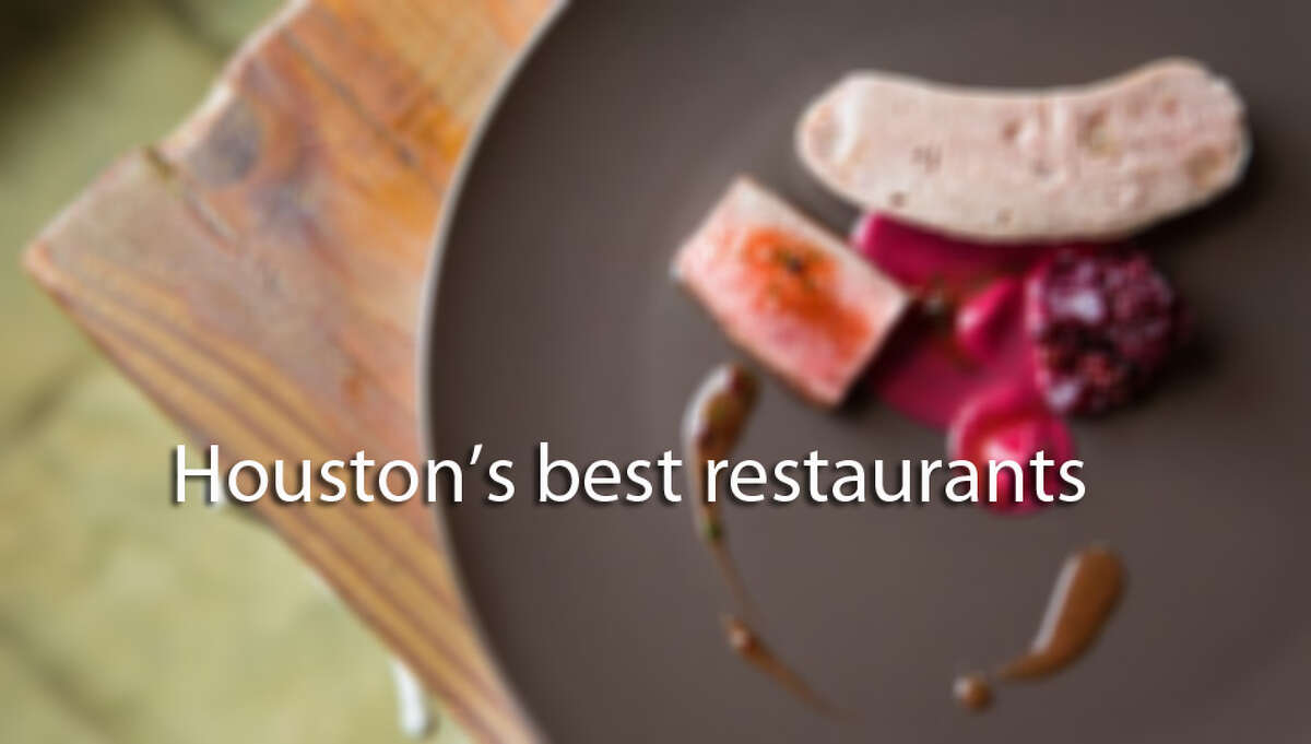 Click through to see 2014's list of Houston's Top 100 restaurants. The 2015 list will be unveiled Wednesday evening.