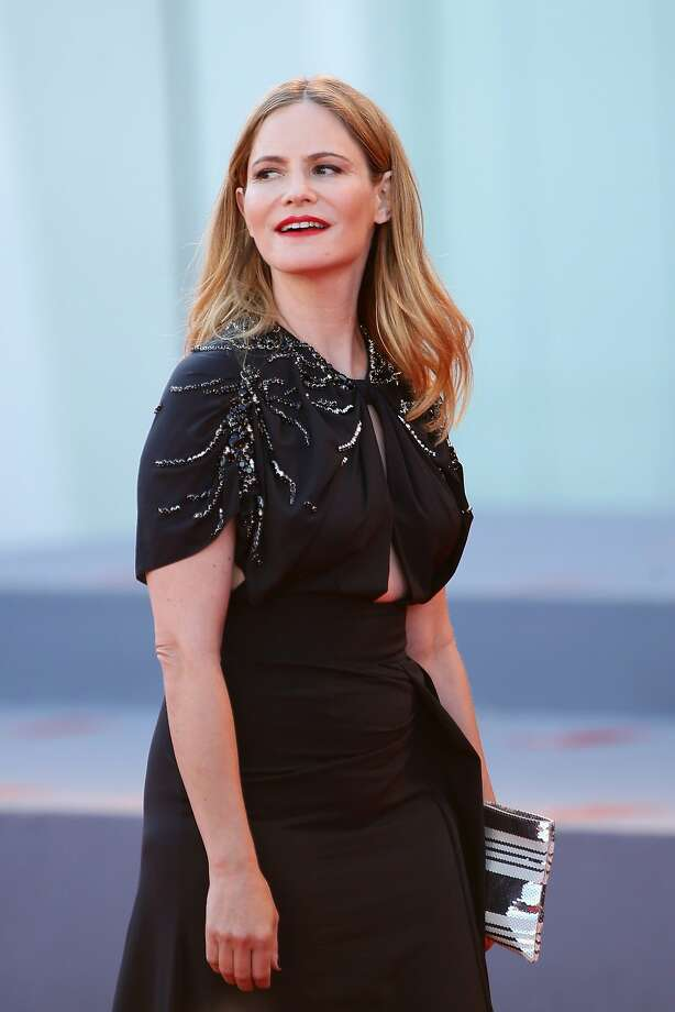 VENICE, ITALY - SEPTEMBER 08:  Jennifer Jason Leigh attends a premiere for 'Anomalisa' during the 72nd Venice Film Festival at on September 8, 2015 in Venice, Italy.  (Photo by Vittorio Zunino Celotto/Getty Images) Photo: Vittorio Zunino Celotto, Getty Images