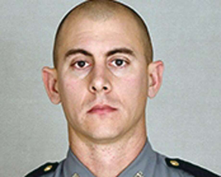 Kentucky State Trooper Joseph Cameron Ponder, 31, had been on the force less than a year. Photo: Associated Press