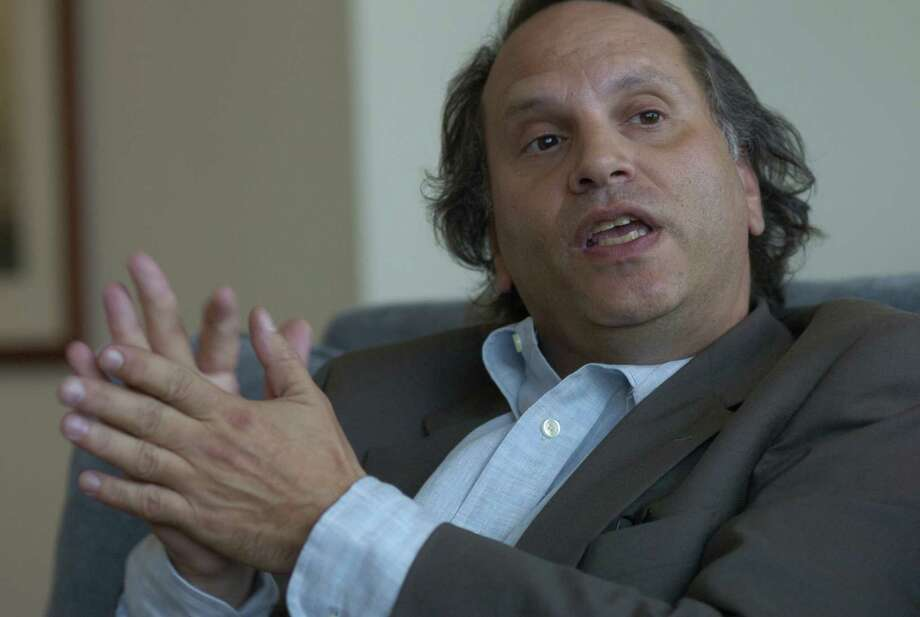 """H.G. """"Buzz"""" Bissinger, author of """"Friday Night Lights."""" Photo: Steve Ueckert, Staff / Houston Chronicle"""