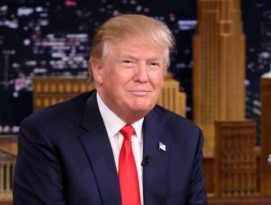 Donald Trump.Age on Election Day 2016: 70. Photo: Douglas Gorenstein, Associated Press