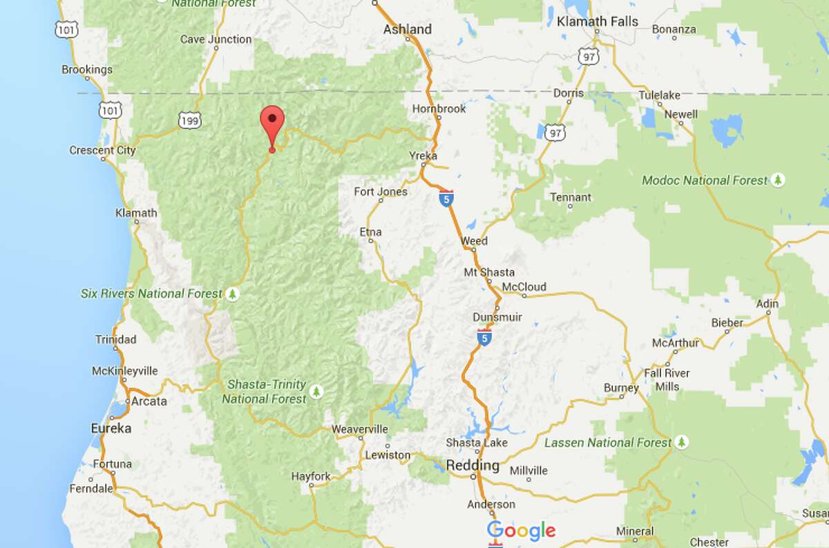 10) Klamath Theater Complex Fire, Siskiyou County, June 2008 Size: 192,038 acres, 300 square miles; comparable to the size of New York City and Austin, Texas