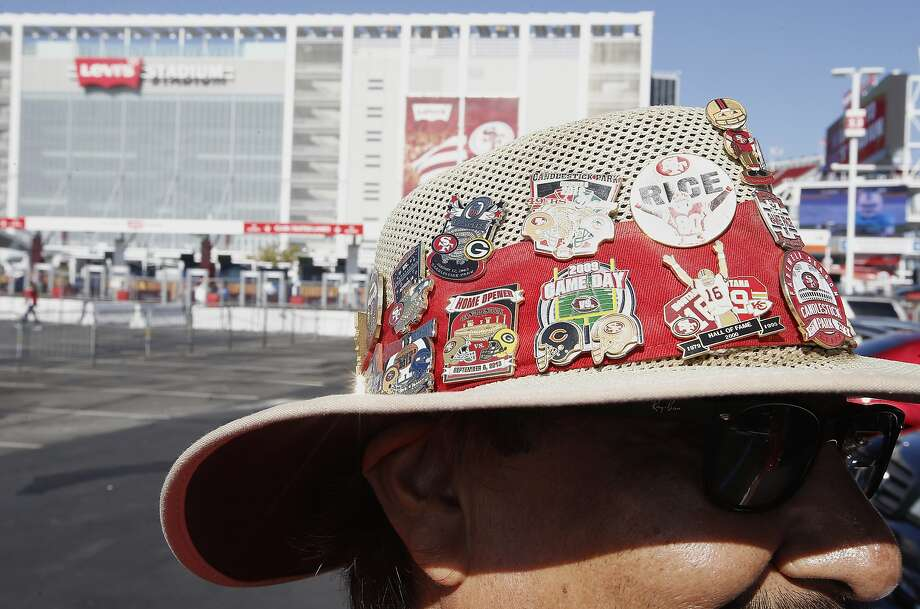 Levi's Stadium has paid off handsomely for the San Francisco 49ers, who saw their valuation soar since moving in last season. (AP Photo) Photo: Tony Avelar, Associated Press