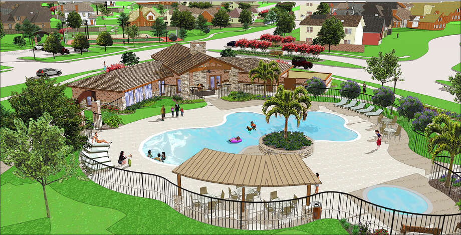 Miramesa is a 600-acre community on Fry Road near U.S. 290 with a range of amenities. For the Benefit home, Castletree is donating construction management and Land Tejas Cos. donated the lot.