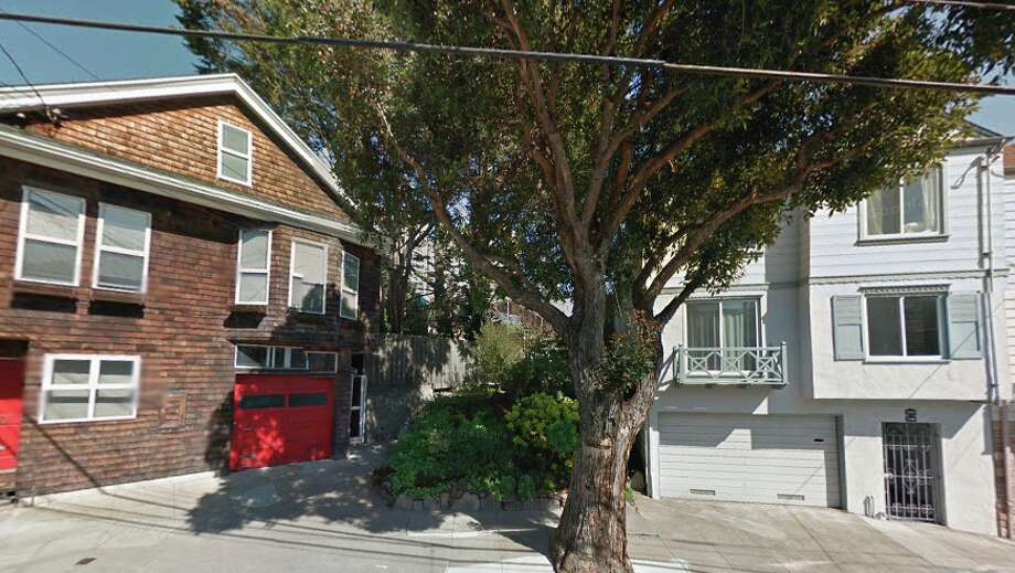 A 914-square-foot lot in San Francisco's Glen Park neighborhood sold for $165,000 on Oct. 29, 2015. Photo: Google Maps