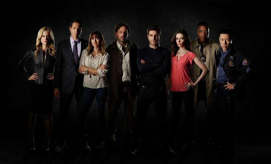 GrimmThe 5th season of Grimm begins on Friday, October 30th on NBC. Photo: NBC, Chris Haston/NBC / 2014 NBCUniversal Media, LLC